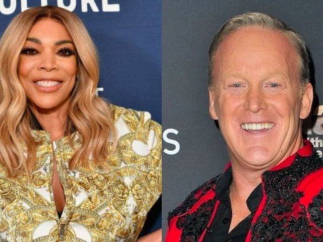 Wendy Williams Addresses Sean Spicer's Success on 'Dancing With the Stars'