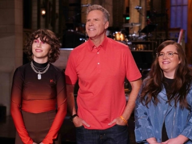 'SNL': Will Ferrell Has Mini Temper Tantrum in Promo With King Princess and Aidy Bryant