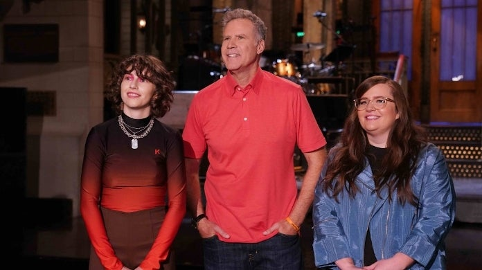 will ferrell king princess snl getty images