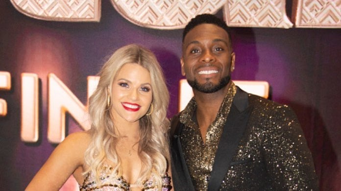 Witney Carson and Kel Mitchell-2