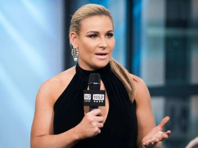 WWE Star Natalya Hit With Bottle Before First-Ever Women's Match in Saudi Arabia