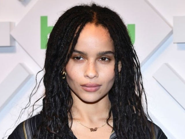 Zoe Kravitz Just Chopped off Her Hair for Bold New Look