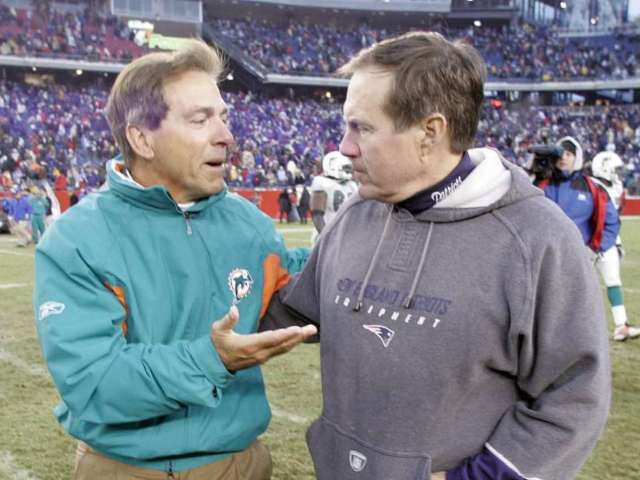 'Belichick & Saban: The Art of Coaching': How to Watch, What Time and What Channel