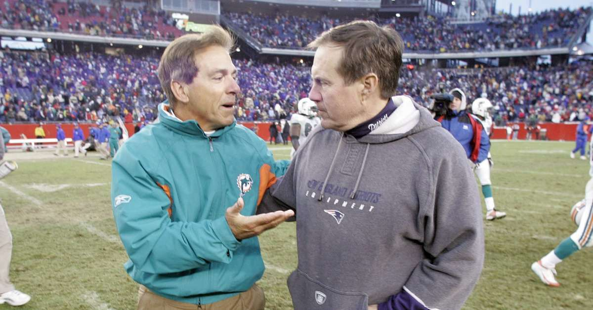 'Belichick & Saban_ The Art of Coaching'_ How to Watch, What Time and What Channel