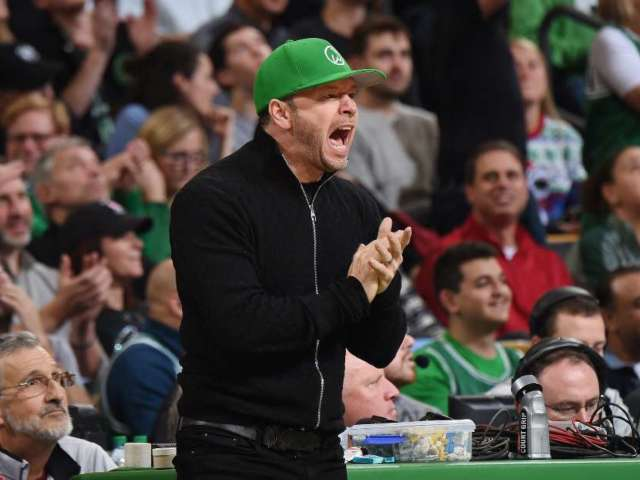 'Blue Bloods' Star Donnie Wahlberg Hypes up Celtics' Jaylen Brown and Jayson Tatum After Perceived Slight From Media