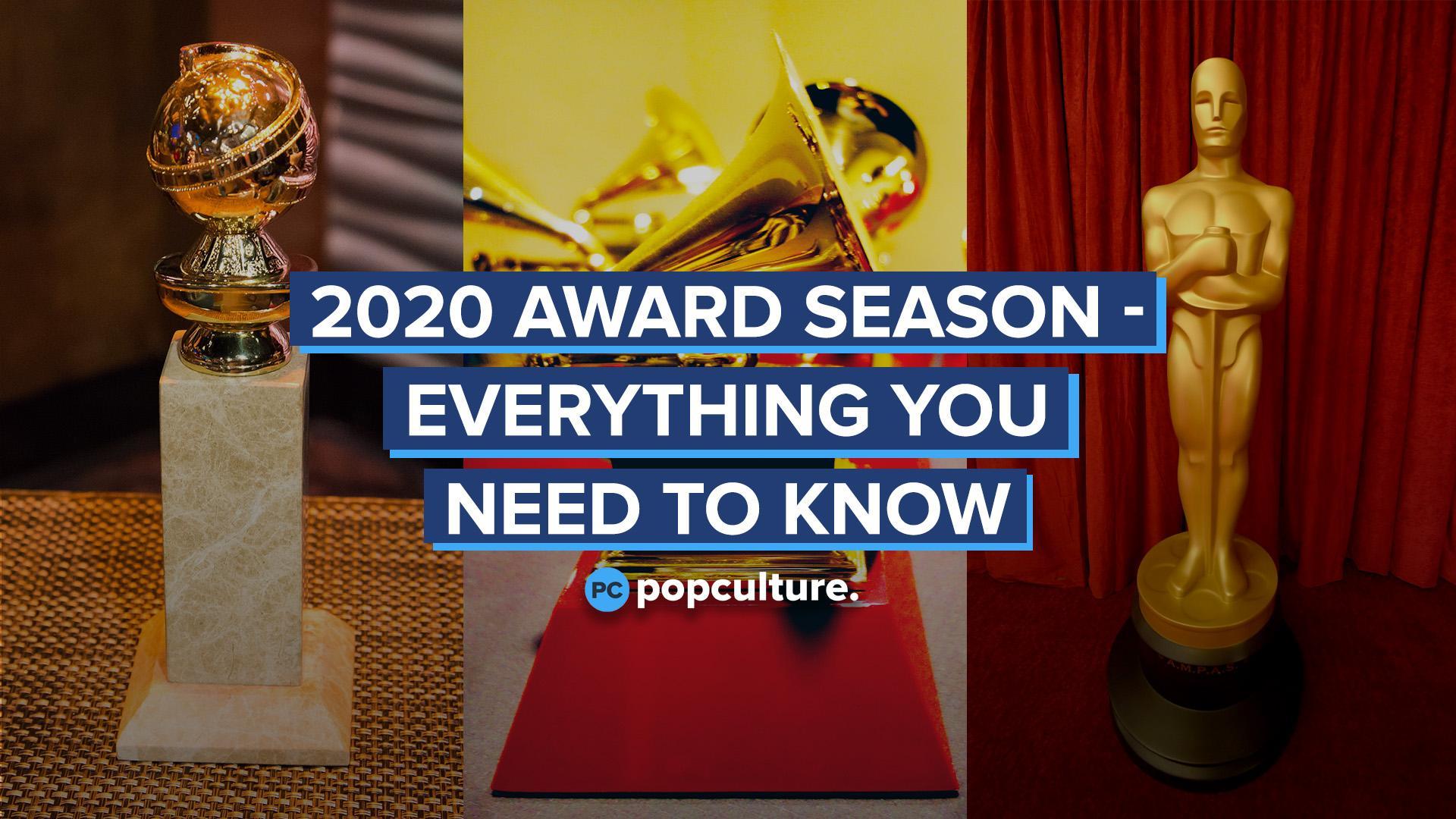 2020 Award Season - Golden Globes, Grammys, Oscars and More screen capture
