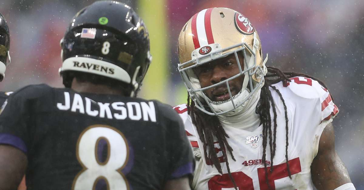 49ers Cornerback Richard Sherman Says Announcer Tim Ryan Apologized to Team for 'Dark Skin' Comment