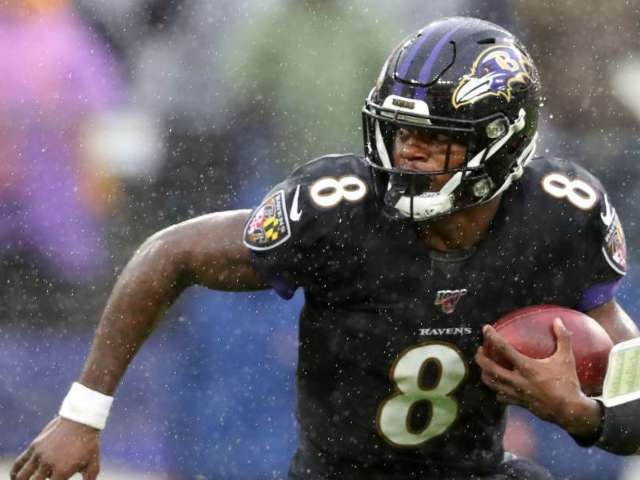 49ers Suspend Broadcaster for Commenting on Lamar Jackson's 'Dark Skin'