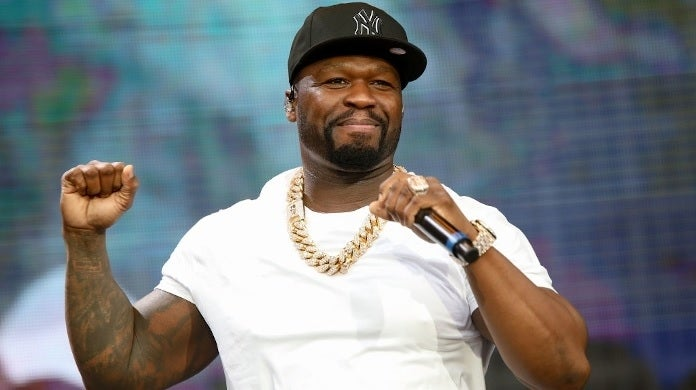 50 cent getty images