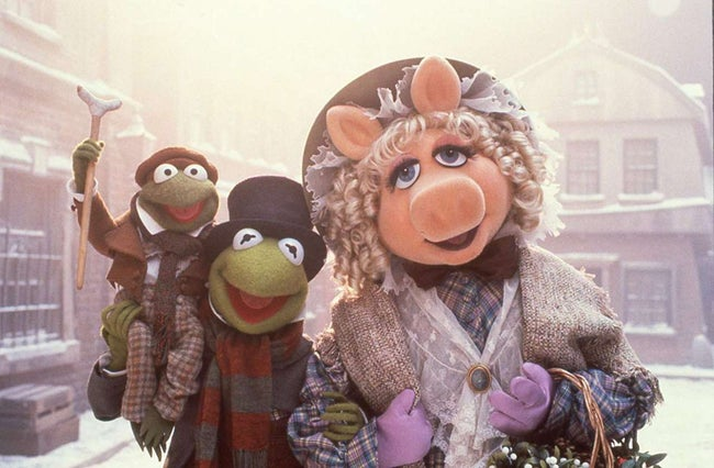 A Muppet Christmas Carol'