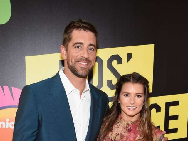 Aaron Rodgers and Danica Patrick Just Bought a $28 Million Mansion Together