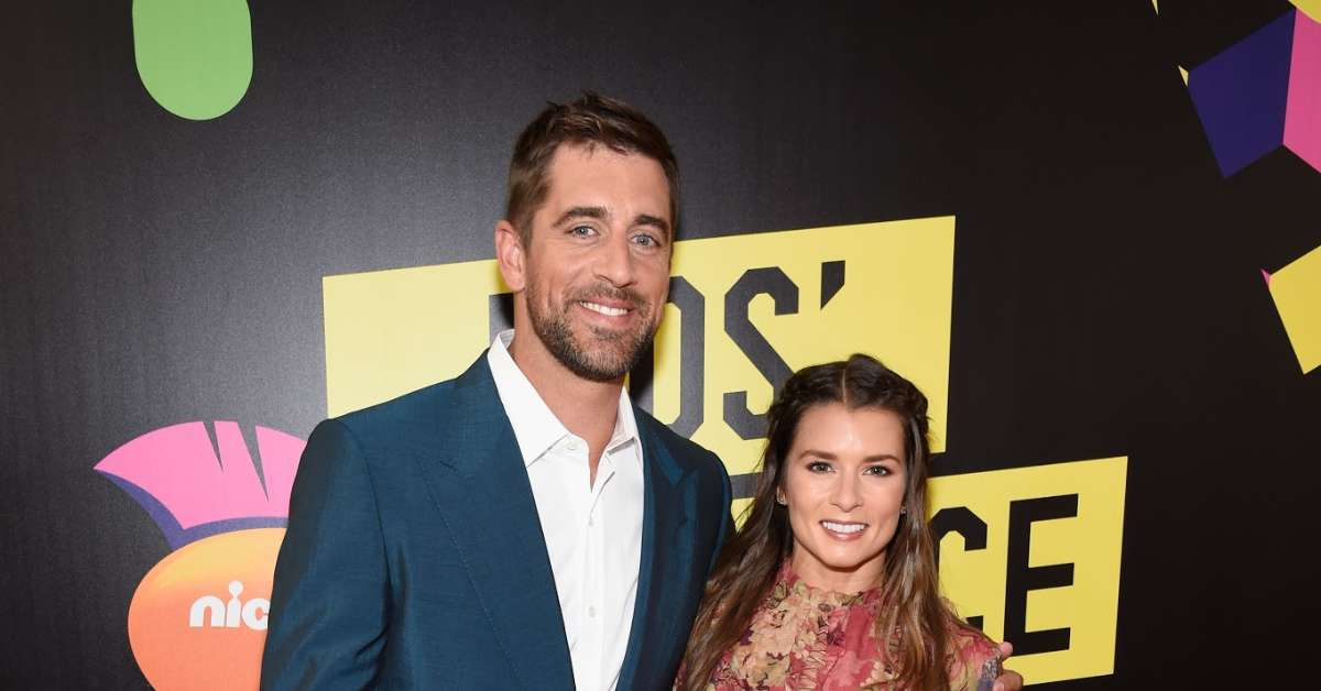 Aaron Rodgers Danica Patrick Mansion 28 million