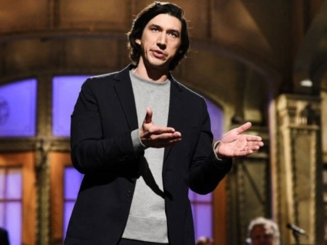 'SNL': 'Star Wars' Actor Adam Driver to Host Midseason Premiere Alongside Musical Guest Halsey