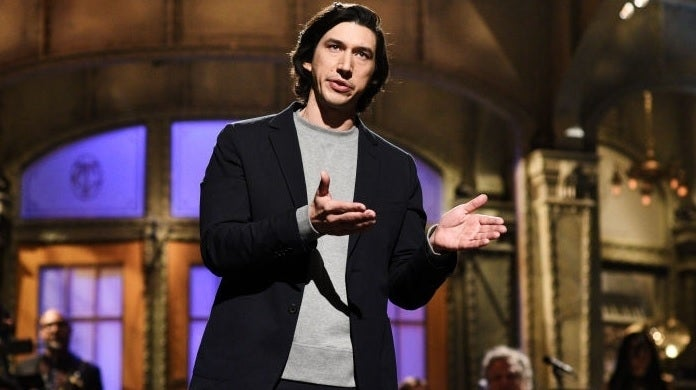 adam driver snl getty imags nbc