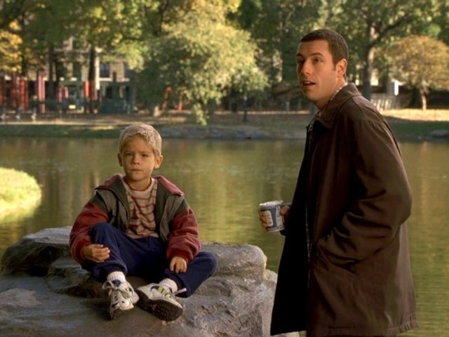 Adam Sandler Addresses Speculation Surrounding 'Big Daddy' Sequel Upon Reunion With Cole Sprouse