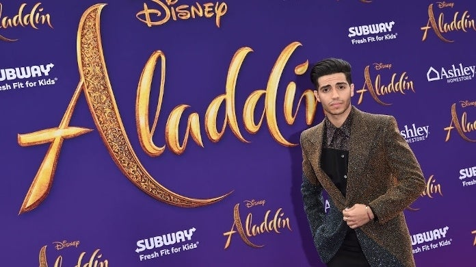 aladdin mena massoud getty images