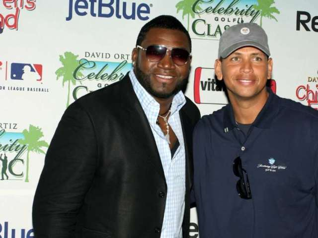 Alex Rodriguez and David Ortiz: Inside Their World Series Bromance