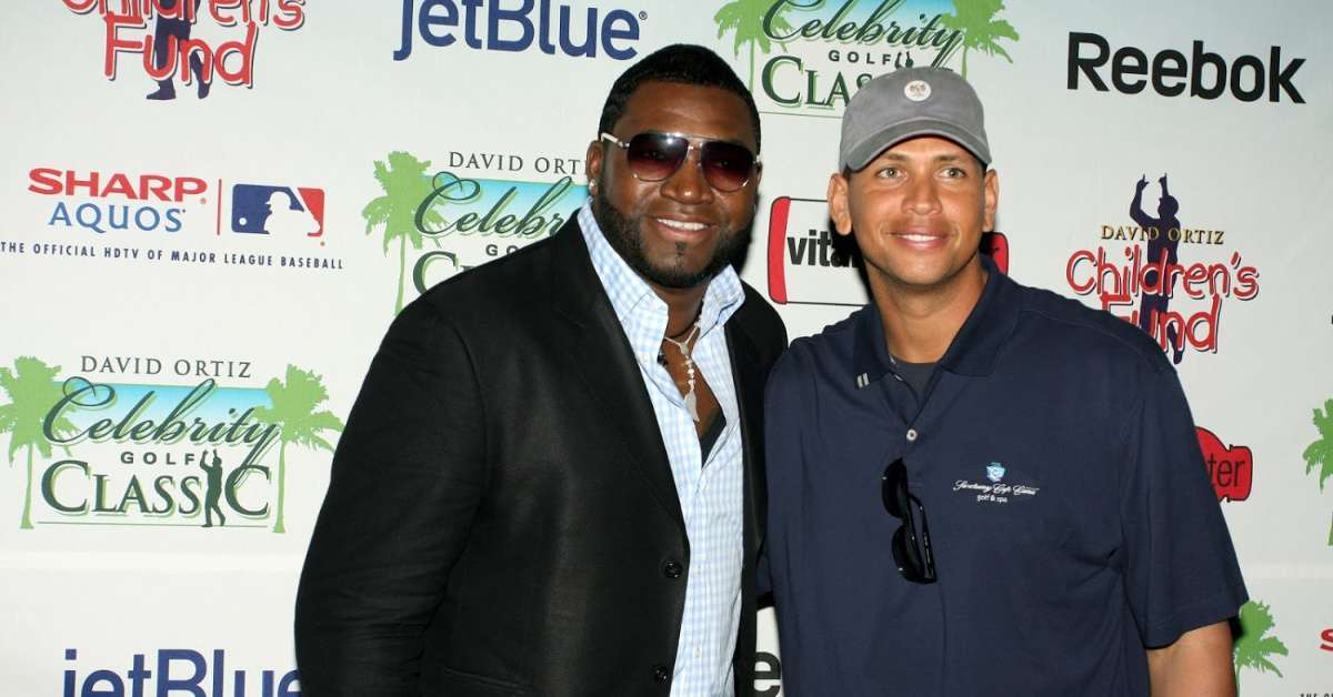 Alex Rodriguez and David Ortiz_ Inside Their World Series Bromance