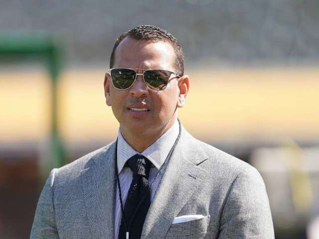Alex Rodriguez Claims 'Baby Yoda Is a Yankees Fan' in Peculiar Instagram Image