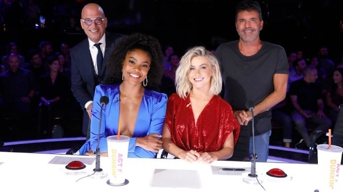 america's got talent judges 2019 getty images