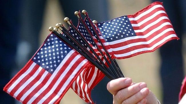 american-flag_getty-Stephen Morton : Stringer
