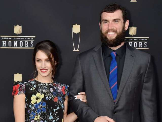 Andrew Luck, Former Colts Quarterback, Quietly Welcomes First Child With Wife Nicole