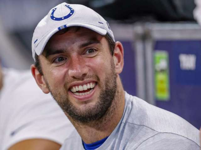 Andrew Luck's Book Club: What to Know About QB's Literary Venture off the Field
