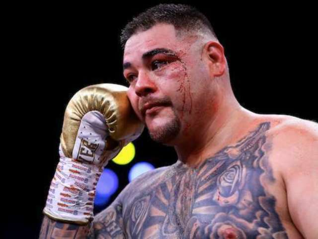 Sylvester Stallone Hypes up Andy Ruiz Jr. Ahead of Anthony Joshua Rematch