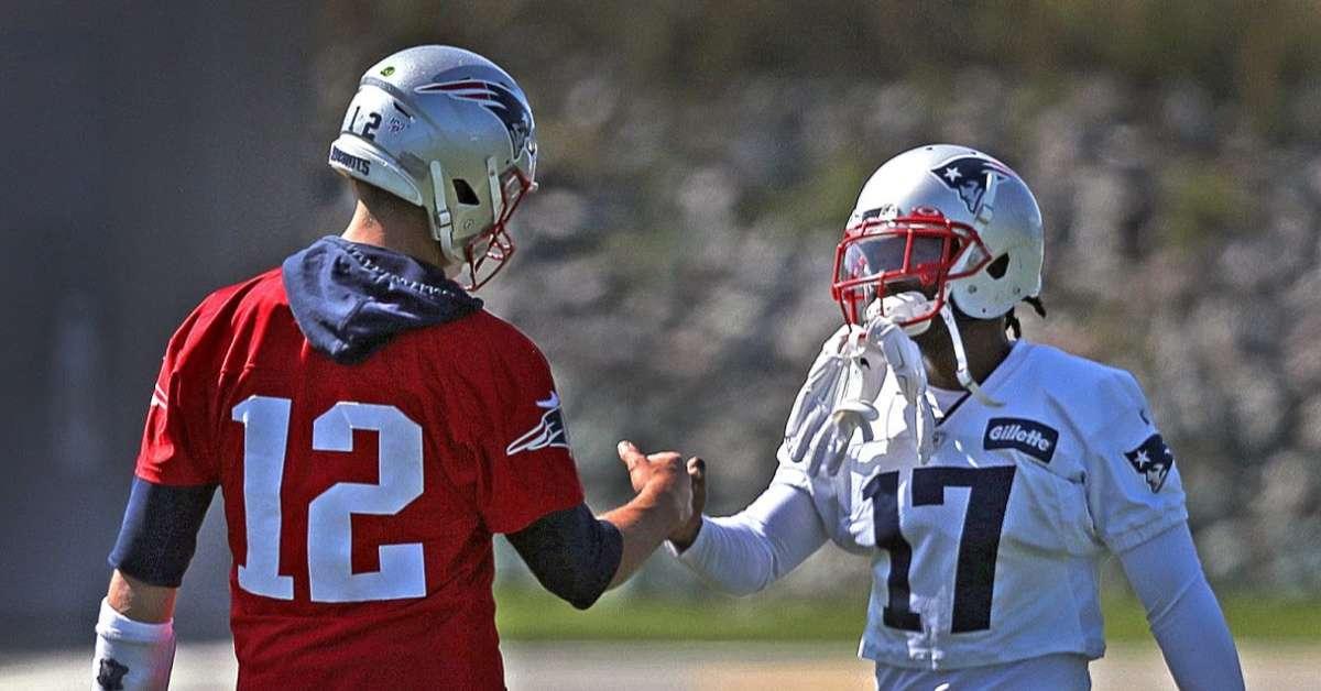 Antonio Brown Says He Misses 'Big Bro' Tom Brady With Instagram Photo