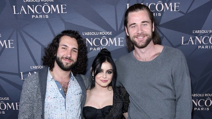 ariel-winter-luke-benward-getty