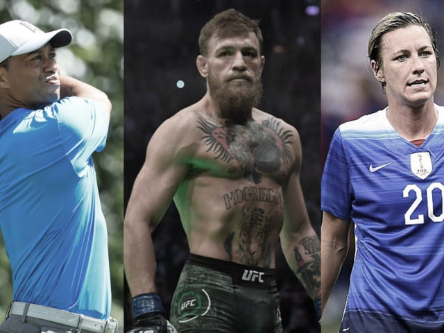 Athletes Who Have Had Run-Ins with the Law