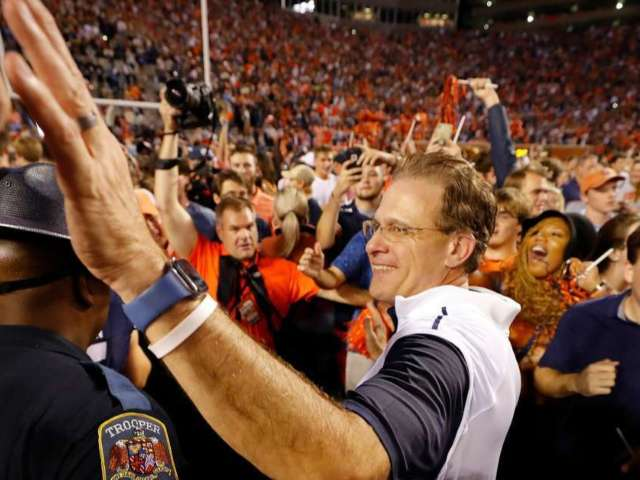 Auburn University Fined $250,000 After Fans Rush Field to Celebrate Win Over Alabama