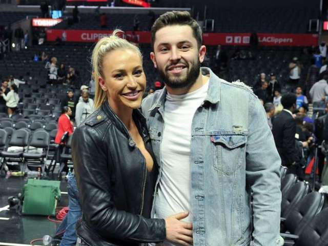 Baker Mayfield's Wife, Emily Calls out Reporter After Browns' Loss to Steelers