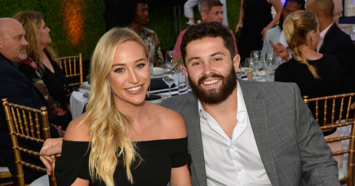 Baker Mayfield's Wife Emily Wilkinson_ What to Know