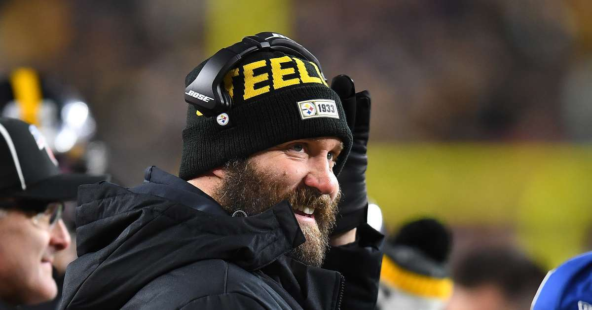 Ben Roethlisberger clears up retirement rumors fans relief