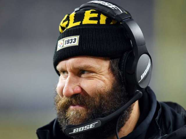 Ben Roethlisberger Reveals Why He Won't Shave His Massive Beard