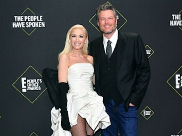 Blake Shelton and Gwen Stefani Were Together the First Time They Heard 'Nobody But You'