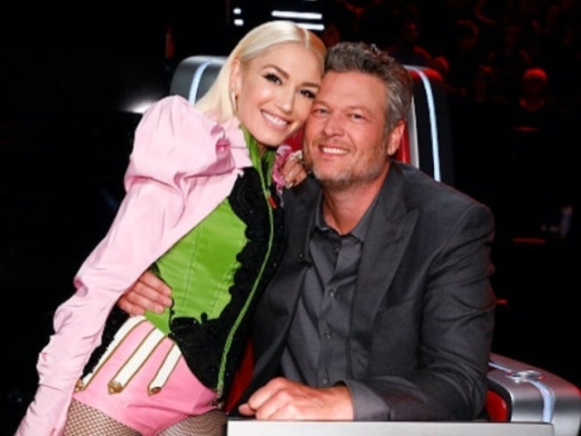 Blake Shelton Jokes He Is Gwen Stefani's Fashion Designer for 'The Voice' Finale