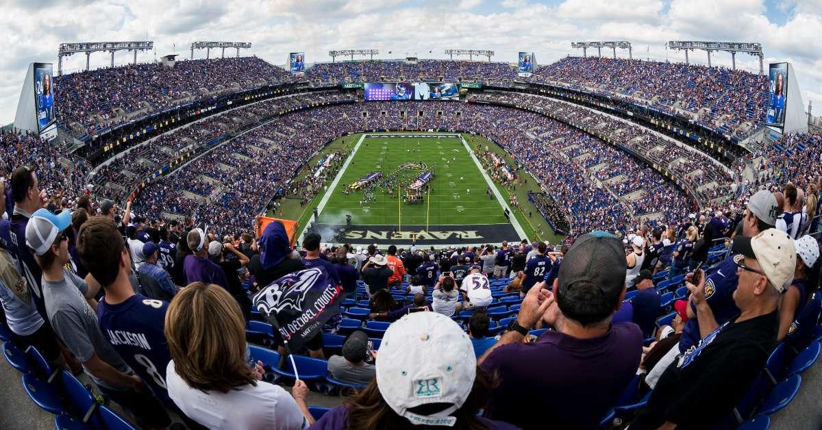 Body found Baltimore Ravens stadium