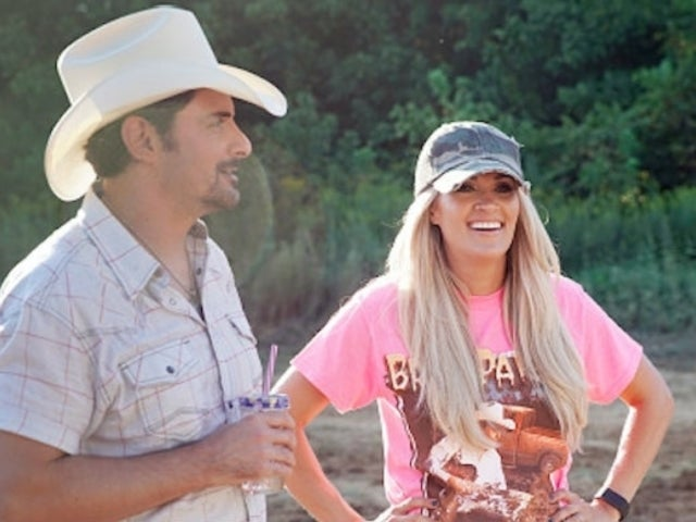 Brad Paisley Calls Carrie Underwood a 'Trailer Park Screaming Banshee' Ahead of TV Special