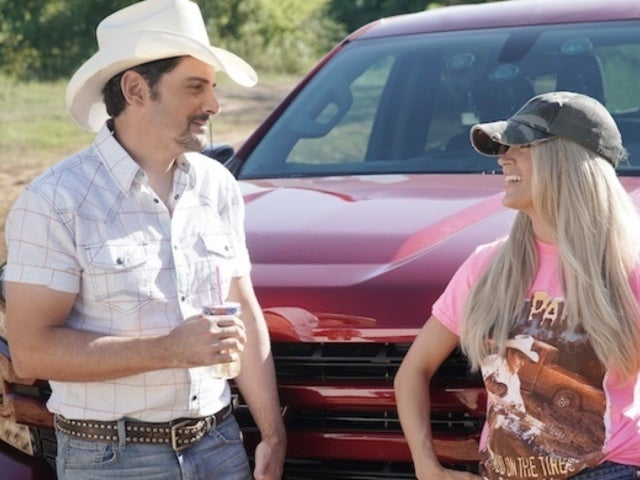 Carrie Underwood Makes Brad Paisley Have an 'Accident' While Muddin', and Fans Go Wild
