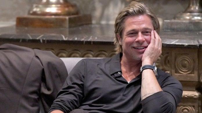 Brad Pitt - 7-2