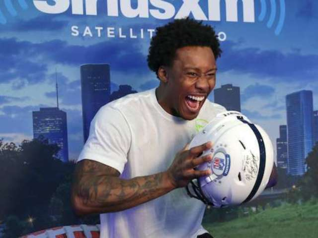 Former NFL Receiver Brandon Marshall 'Is Over' the Cowboys