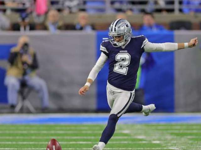 Brett Maher Cut From Cowboys Just After Visiting Children's Hospital, and NFL Fans Are Divided