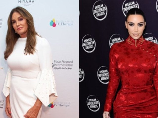 Kim Kardashian Hits Back at Shaming After Family Doesn't Show up to Support Caitlyn Jenner After 'I'm a Celebrity' Elimination