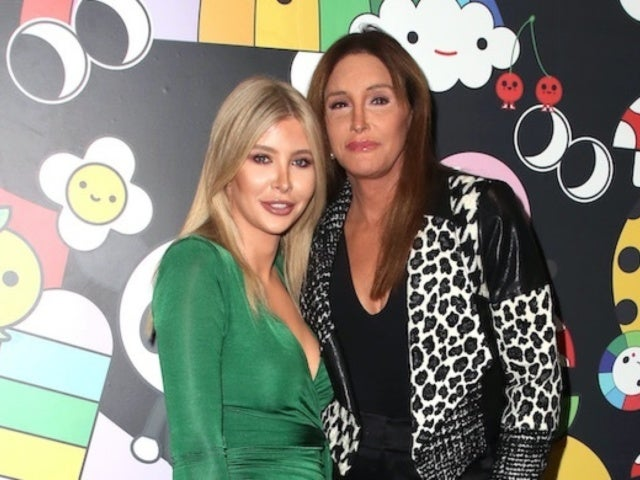 Caitlyn Jenner Reunites for Christmas With Sophia Hutchins After 'I'm A Celebrity... Get Me out of Here!' Wraps