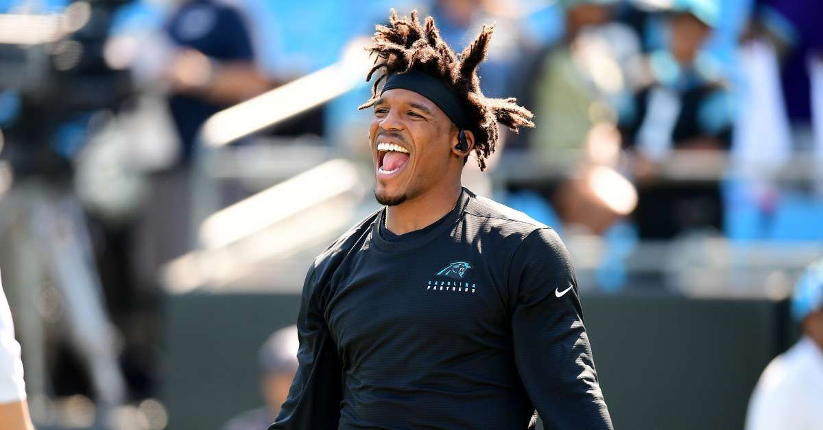 Cam Newton Kia Proctor fourth child reveal name
