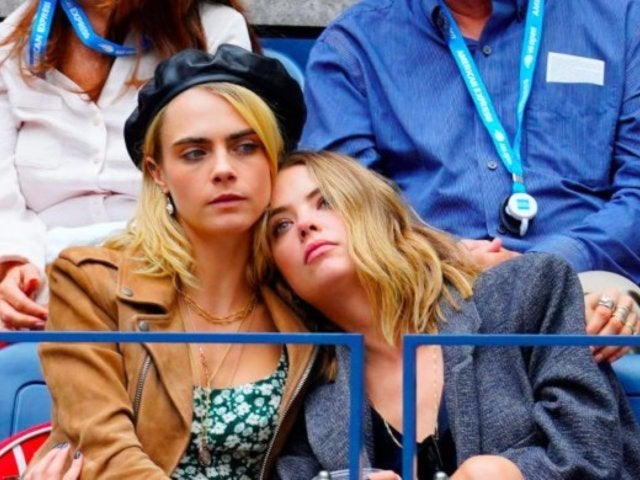 Cara Delevingne Twitter Account Tweets 'Me and Ashley Broke Up,' Deleted 20 Minutes Later