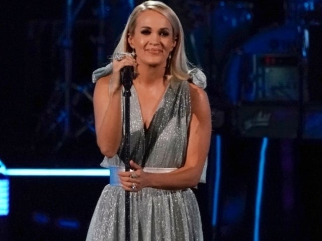 Carrie Underwood Meets a 'True Artist' in Stunning New Photo