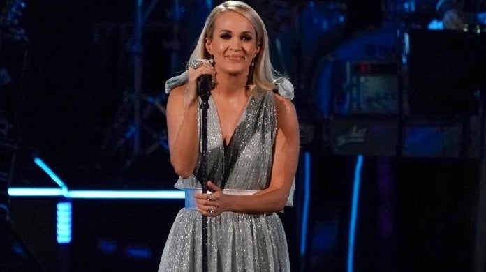 carrie underwood kennedy center honors cbs